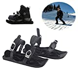 Hihey Schneeschuhe Short Skiboard Snowblades Outdoor Sports Entertainment Supplies Skifahren...
