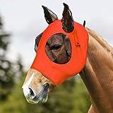 Harrison Howard Stretch Super Comfort Fliegenmaske UV-Schutz mit Ohrenschutz