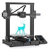 Creality Ender 3 V2 3D-Drucker mit 32-Bit-Silent-Motherboard, Meanwell-Netzteil,...