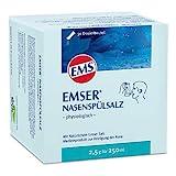 Emser Nasenspülsalz Spar-Set 2x50 Btl. Zur gründlichen Reinigung Ihrer Nase mit natürlichem Emser...