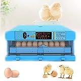 ALTINOVO 36-64 Eier Brutapparat Eier Inkubator, Mit LED Temperatur Und Feuchtigkeitsregulierung,...