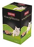 animonda Vom Feinsten Adult Katzenfutter, Nassfutter für ausgewachsene Katzen, Schlemmerkern mit...