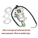 KLT Vergaser für AL-KO 6500D-C Generator Vergaser