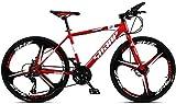 Hochwertiges langlebiges Fahrrad 26 Zoll Mountainbike, Doppelscheibenbremse / High-Carbon...