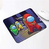 TXWTF 20 * 24cm Zimmer Tisch Mat Werbung Mat Büro Mat Mini Notebook-Computer Mat Us Spiel...