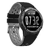 Smart Watch Smartwatch Frauen Männer Mit Kompassbarometer Outdoor Sport Fitness Tracker...