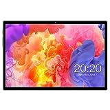 TECLAST P20HD Tablet 10 Zoll, 4GB RAM + 64GB ROM, 4G LTE + 5G WiFi, Android10 Tablett PC SC9863A...