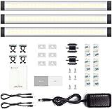 Unterbauleuchte küche LED leiste Dimmbar Schrankleuchte Lichtleiste TECKIN leuchte...