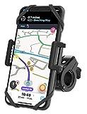TruActive Anti-Shake Universal Handyhalterung Fahrrad für iPhone X/8/7/6 Plus, Samsung S7/S8/S9...