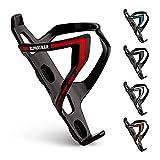 Alphatrail Fahrrad Flaschenhalter Max I Lebenslange Anti-Bruch Garantie 36g Lightweight Design I...