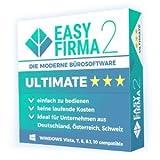 EasyFirma 2 Ultimate - Bürosoftware, für Mahnungen, Einnahmen, Ausgaben, Umsatzsteuer,...