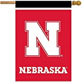 jiaxingdalin Nebraska Cornhuskers House Flag lizenzierte Größe 12,5 'X 18'