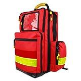 Fenomed Notfallrucksack Polyester rot Erste-Hilfe-Rucksack