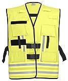 PACOTEX Funktionswesten zur Kennzeichnung von Einsatzpersonal wie z.B. Feuerwehr Warnweste...