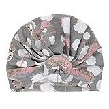 LHYhengl Trendige Mütze für Kleinkinder, mit Blumenmuster