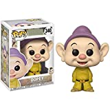 Funko POP Movies : Snow White - Dopey 3.75inch Vinyl Gift for Fairy Tale Fans SuperCollection
