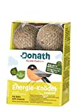 Donath Energie-Knödel Insekten, im BIO-Netz - 6 Meisenknödel im BIO-Netz (6 x 100g) - der...