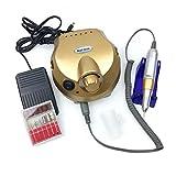 Nagelmaschine 30000 U/min Pro elektrische Nagelbohrmaschine Gerät für Maniküre Pediküre mit...