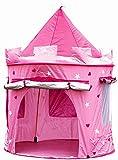 Kinderspielzelt Kinderzelt, Spielzelt Prinzessin Traum Schloss Burg Haus für Mädchen, im...