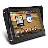 KKmoon Navigation für Auto, 7 Zoll Touchscreen 8GB LKW PKW GPS Navi Navigationsgerät mit...