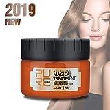 LIUMY Haarmaske Hair Treatment Hair Mask Conditioner Haarkur Arganöl Jojobaöl Haarkuren für...