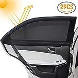 Kinder Auto-Sonnenschutz(2 Stck), Infreecs Auto Sonnenschutz | Selbsthaftende Sonnenblenden fr...
