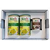 Feinfix Classic 2x Klare Suppe 900g Vorratspackung ( 45 Liter Suppe ) inkl. kleiner berraschung