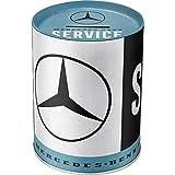 Nostalgic-Art Retro Spardose Mercedes-Benz Service, Geschenk-Idee für Auto Accessoires Fans,...