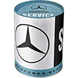 Nostalgic-Art 31020 Mercedes-Benz - Service | Retro Spardose | Spar-Büchse | Geld-Dose |...