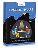Fragen für Paare … zum Lächeln und Schmunzeln - Das Paar-Spiel mit lustigen Fragen als Geschenk...