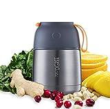 720DGREE Thermobehlter wunderJar fr Essen, Babynahrung - 450ml, 650ml - Auslaufsicher, BPA-Frei -...