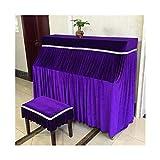 G-AO Universal-Upright Piano Abdeckung Staubdichtes Moisture Cloth-Klavier-Tastatur-Abdeckung mit...
