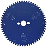 Bosch Professional Kreissägeblatt Expert für Wood (für Holz, 254 x 30 x 2,4 mm, 60 Zähne,...