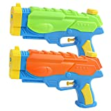 Justdolife 2PCS Kids Squirt Toy Kunststoff Tragbares Strandwasserspielzeug Sommerspielzeug...