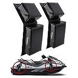 kemimoto PWC Bootsfender Docking-Schutz-Set für Seadoo Jet Ski Waverunner 34,3 x 12,7 x 6,5 cm, 2...