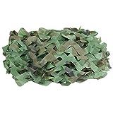 QIANMEI Tarnnetz Camouflage Netz Dschungel-Tarnnetz, geeignet for grüne Innendekoration im...