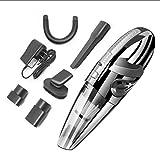 Auto Wireless Staubsauger Nass und Trocken Wiederaufladbare tragbare Auto-Staubsauger (USB-Kabel)