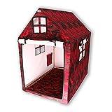 BOSPHORUS Spielhaus, Zeltspielhaus für Mädchen und Junge, Tragetasche für In- und Outdoor,...