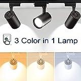 LED-Deckenleuchte Art und Weise führt Schienen-Lichter 40W Led Schiene Licht...