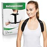 sit right Haltungstrainer zur Verbesserung der Körperhaltung – Rückenstützgürtel &...