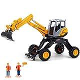 JYKOO 1:50 Spider Leg Bagger Metall Simulation Legierung Engineering Auto Klettern Modell Spielzeug...