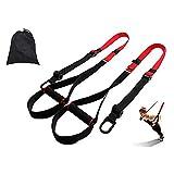 Schlingentrainer- High-End Sling Trainer,Schlingentrainer Sling Trainer Set mit Tasche,für...