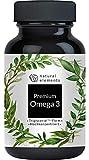 Premium Omega 3 Fischöl Kapseln - 3-fache Stärke: GoldenOmega® in Triglycerid-Form -...