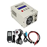 SHESSTILL Batteriekapazitätstester 85W Lithium-Blei-Säure-Batterien Kapazitätstest 5A Laden 20A...