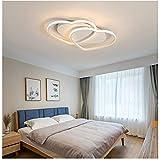 Balkon Wohnzimmer Deckenleuchte Geometrische schlankes Profil Disk-LED-Deckenleuchte Tricolor Licht...