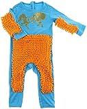 hsj LF- Spielzeug Baby Mop Body Outfit Unisex Junge Mädchen Polituren Fußboden Wischmopp Anzug...