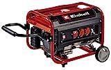 Einhell Stromerzeuger (Benzin) TC-PG 35/E5 (max. 3.100 W, emissionsarmer 4-Takt-Motor, 2x 230...