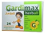 Für Kinder, 24 Lutschtabletten, gegen Bakterien, Extrakte aus Salbei, Thymian, Kamille, Eibisch,...
