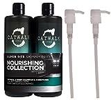 Catwalk Oatmeal & Honey Shampoo und Pflegespülung, für trockenes, geschädigtes Haar, mit Hafer...