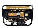 Elektro Start Benzin Stromgenerator Stromerzeuger Stromaggregat Notstromaggregat Generator 6.5Hp...